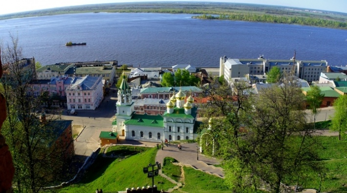 Купеческий Нижний Новгород!